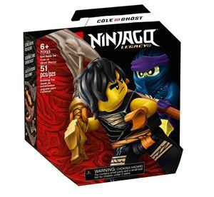 LEGO Ninjago Komplet za epsku bitku - Cole protiv Ghosta 71733
