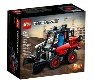 LEGO Technic Mini utovarivač 42116