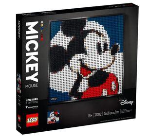 LEGO ART Disney Mickey Mouse 31202