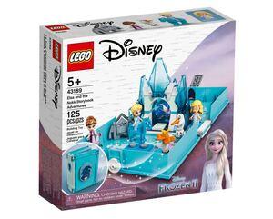 LEGO Disney Princess Elza i Nokk u pustolovini iz priče 43189