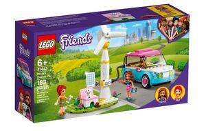 LEGO Friends Olivijin električni automobil 41443