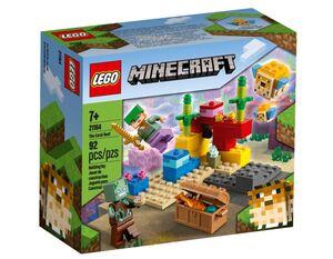 LEGO Minecraft Koraljni greben 21164