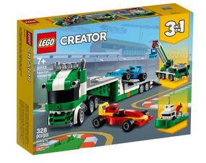 LEGO 31113 Transport trkaćih automobila