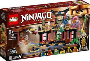 LEGO Ninjago Turnir elemenata 71735