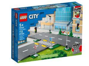 LEGO City Ploče za cestu 60304