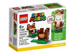 LEGO 71385 Tanooki Mario Power-Up
