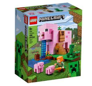 LEGO Minecraft Svinjska kuća 21170