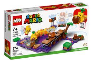 LEGO 71383 Wiggler's Poison Swamp set za ekspanziju