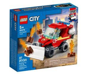 LEGO City Vatrogasni kamionet 60279