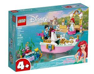 LEGO Disney Princess Arielin čamac za proslavu 43191