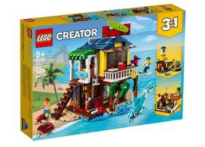LEGO Creator Surferska kuća na plaži 31118