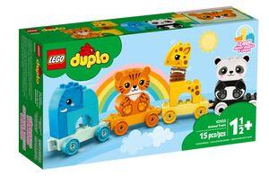LEGO DUPLO Životinjski vlak 10955