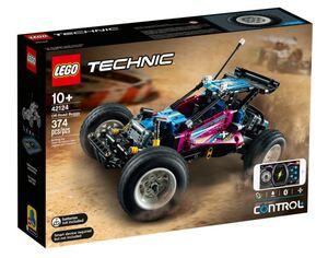 LEGO Technic Terenski buggy 42124