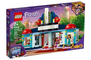 LEGO Friends Kino u Heartlake Cityju 41448
