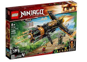 LEGO Ninjago Razbijač gromada 71736