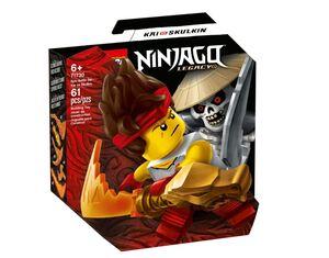 LEGO Ninjago Komplet za epsku bitku - Kai protiv skulkina 71730