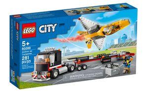 LEGO 60289 Transporter mlažnjaka za miting