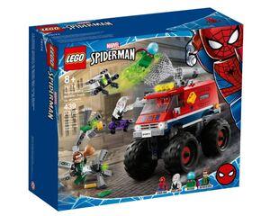 LEGO Super Heroes Spider-Man's Monster Truck protiv Mysterioa 76174