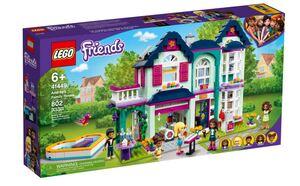 LEGO Friends Andreina obiteljska kuća 41449
