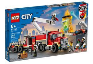 LEGO City Vatrogasna jedinica 60282