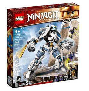 LEGO Ninjago Bitka Zaneova titanskog robota 71738