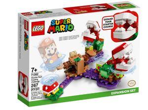 LEGO 71382 Piranha Plant Puzzling Challange set za ekspanziju