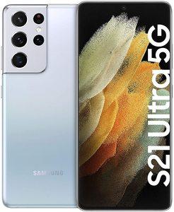 Samsung Galaxy S21 Ultra 5G Fantomska srebrna, mobitel