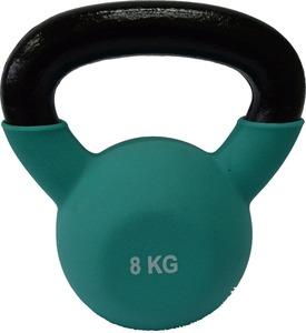 FITMOTIV girja - kettlebell neopren 8 kg