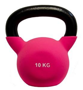 FITMOTIV girja - kettlebell neopren 10 kg