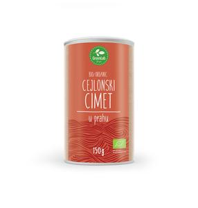 GreenLab Ceylonski Cimet u prahu organic, 150 g