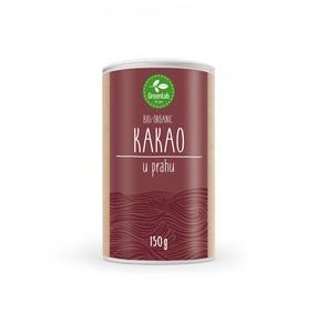 GreenLab Kakao u prahu organic, 150 g
