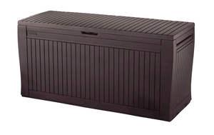 KETER COMFY kutija za spremanje 270l, 116,7x44,7x57cm -Siva