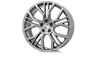 Aluminijski naplatak Brock B41 8,5x19 5/112 ET39 D3 FG (Ferric Grey)  - EAN kod 4250996342165