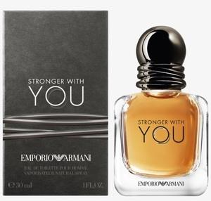 Giorgio Armani Stronger With You EDT 30 ml, muški miris