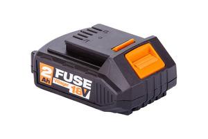 VILLAGER FUSE akumulator 18V 2,0Ah 056370