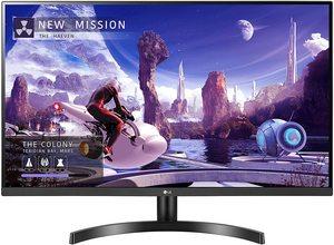 LG monitor 27QN600-B, QHD, IPS, HDR10, 75Hz, HDMI, DP