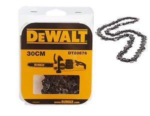 "DEWALT ""Oregon"" rezervni lanac DT20676 za akumulatorsku pilu DCM565N - 30cm"