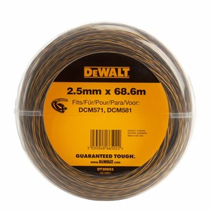 DeWalt flaks za trimere DT20652 - 2.5mm x 68.6m