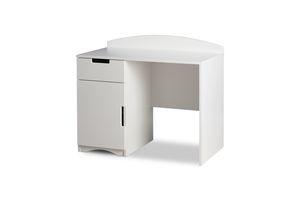 Dječji pisaći stol Classic - bijeli