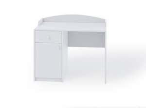 Dječji pisaći stol - bijeli