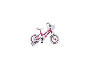 """SKY dječji bicikl FLOWER 12"""" rozo bijeli"""