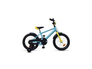 """SKY dječji bicikl ROCKET 16"""" plavo žuti"""