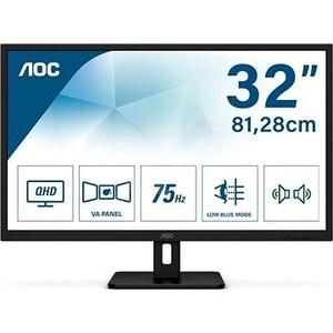 AOC monitor Q32E2N, IPS, 2xHDMI, DP, 75Hz, Zvučnici