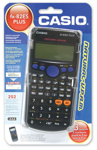 Kalkulator CASIO FX-82 ES PLUS