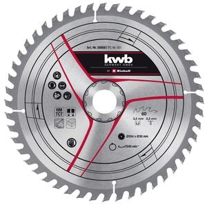 KWB rezni list 250x30x3,2 mm/2,2 mm, 48Z za TC-TS 2025