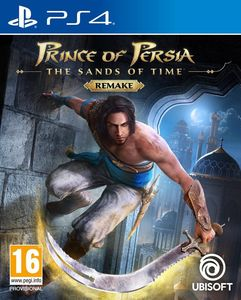 Prince of Persia Sands of Time Remake PS4