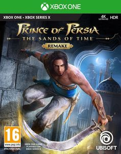 Prince of Persia Sands of Time Remake PS4 (XBSX HYBRID) XBox One