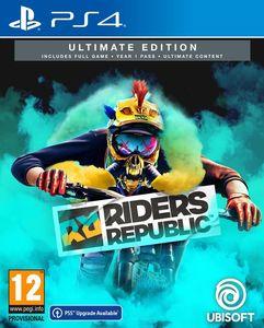 Riders Republic Ultimate Edition PS4