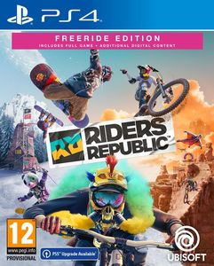 Riders Republic Freeride Special Day 1 Edition PS4