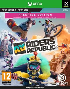 Riders Republic Freeride Special Day 1 Edition (XBSX HYBRID) XBox One